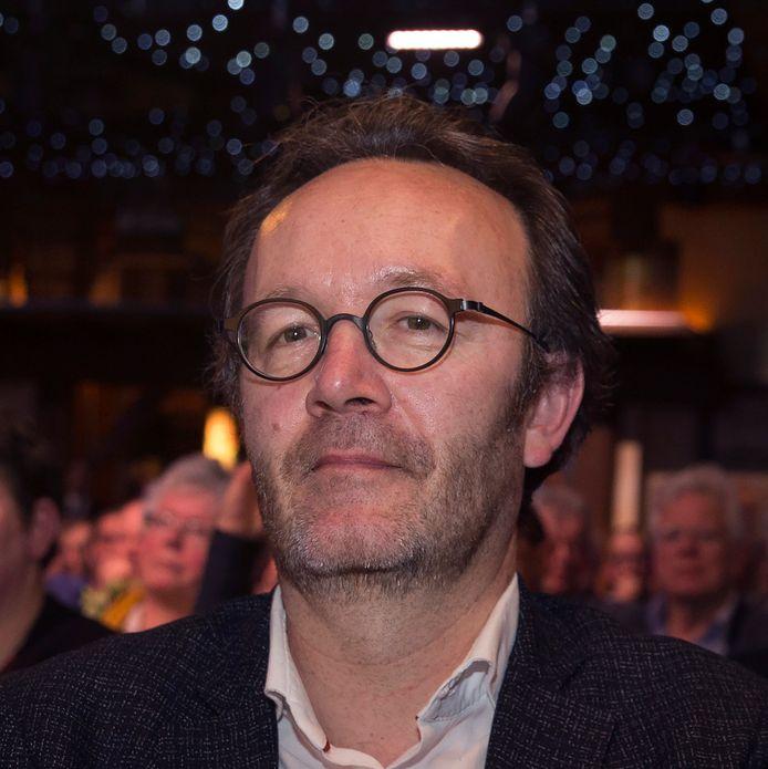 De Wageningse hoogleraar Han Wiskerke.