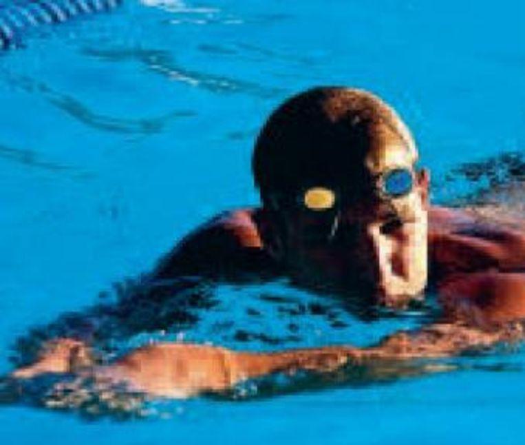 Maarten van der Weijden heeft zijn strijd gewonnen en stopt nu met zwemmen. Beeld UNKNOWN