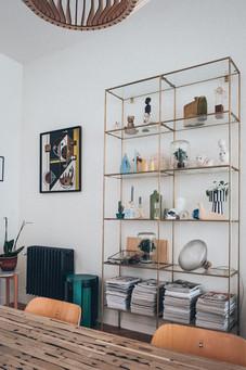fotoreeks over Binnenkijken in een pand met liefde voor duurzaam design