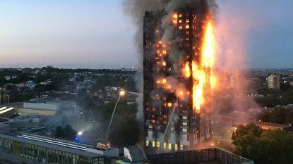 Nepslachtoffers Grenfell Tower-inferno kosten Britse overheid handenvol geld