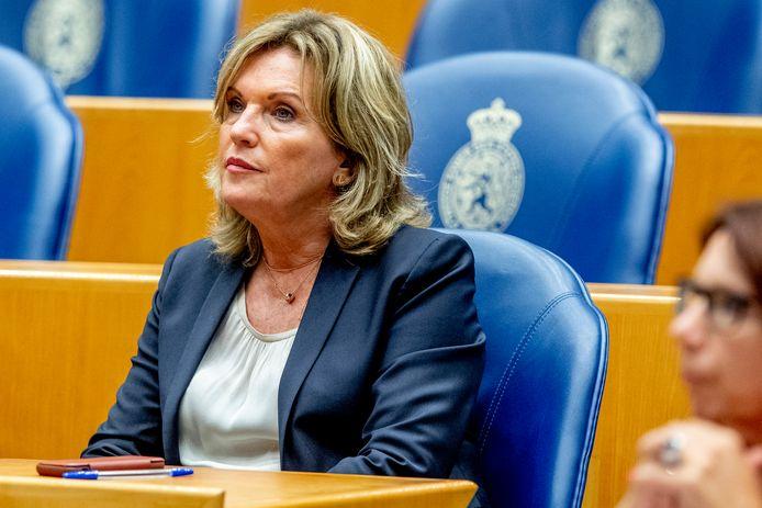 D66-Tweede Kamerlid Pia Dijkstra.