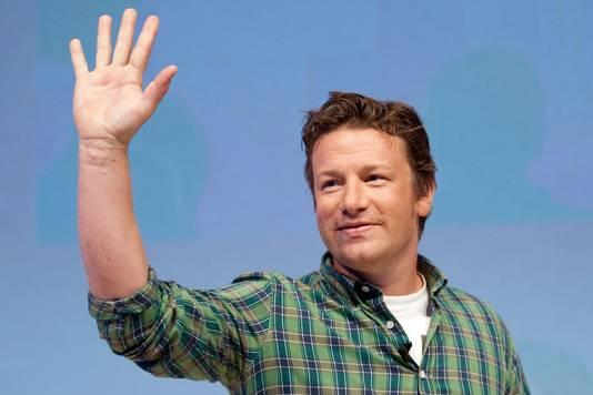 De Britse topkok Jamie Oliver.