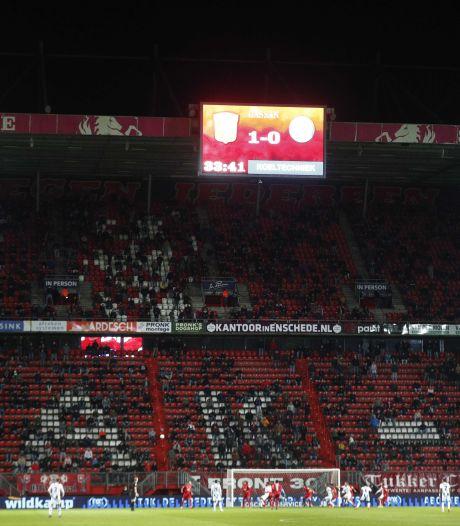 Duel FC Twente zondag helemaal 'uitverkocht'