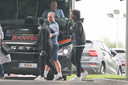 Anderlecht 03/08/2021 nwe speler Joshua Zirkzee (Picture by Gianni Barbieux / Photo News)