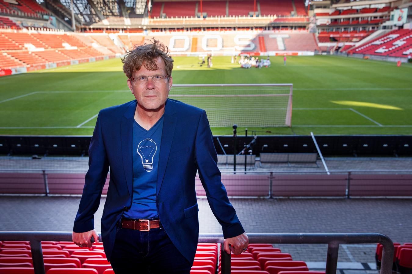Harrie Timmermans stopt als voorzitter van Supportersvereniging PSV