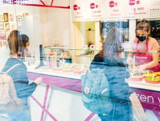 """Moochie opent winkel in de Kattestraat: """"Frozen yoghurt gecombineerd met je favoriete toppings"""""""