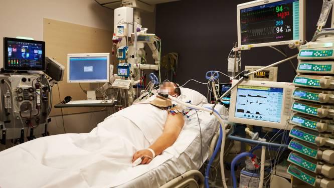 OVERZICHT. Al bijna evenveel coronapatiënten in het ziekenhuis als op recorddag tijdens eerste golf