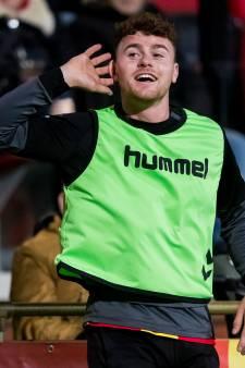 Georgische club en FC Dordrecht dingen naar de hand van Julius Bliek