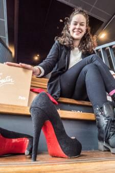 Stiletto's in Museum De Voorde: 'Heeft een sensuele uitstraling en het maakt je een beetje stoerder'