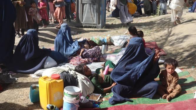 Hulporganisaties pleiten voor humanitaire luchtbrug Afghanistan