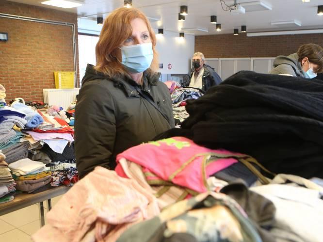 """REPORTAGE. Ongeziene golf van solidariteit in Opwijk dag na verwoestende brand: """"In tranen toekijken hoe je appartement uitbrandt. Dan sta je machteloos"""""""