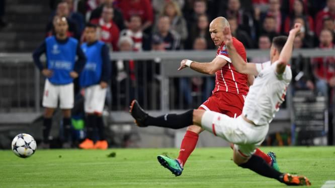 Bayern München eenvoudig naar laatste vier