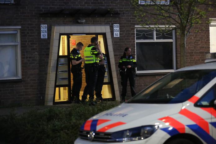 Ruzie escaleert in woning in Roosendaal