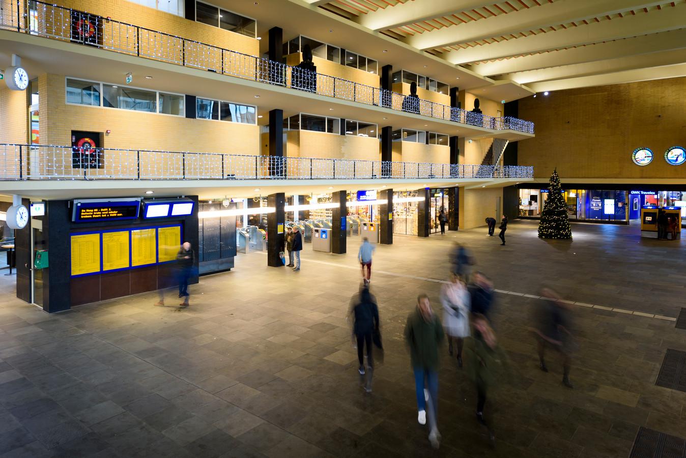 Station Eindhoven. Genomineerd Dirk Roosenburgprijs 2019