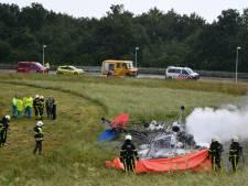 Zevende ongeluk vanaf Breda International Airport in iets meer dan jaar tijd