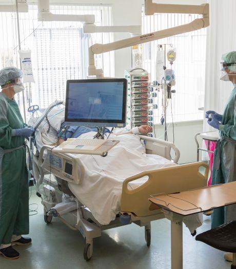 Druk op Gelderse ziekenhuizen loopt flink op: fors meer patiënten met corona