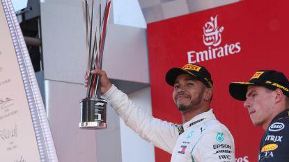 Hamilton knalt in Barcelona met sprekend gemak naar tweede opeenvolgende zege, Vandoorne haalt finish niet