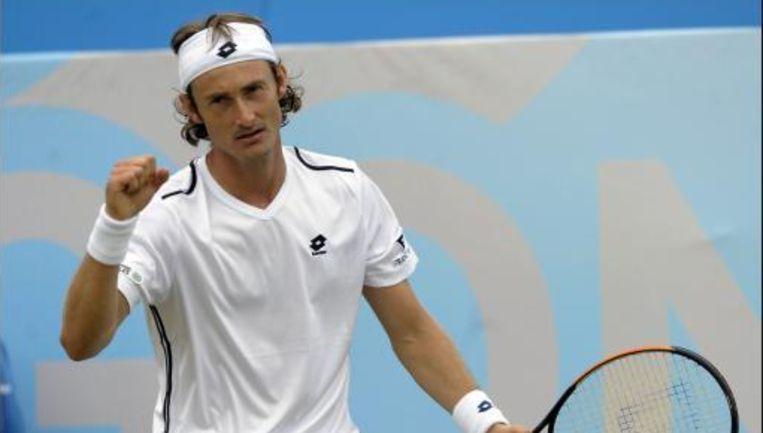 Ferrero speelde vorige week nog de halve finale op Queen's. Beeld UNKNOWN