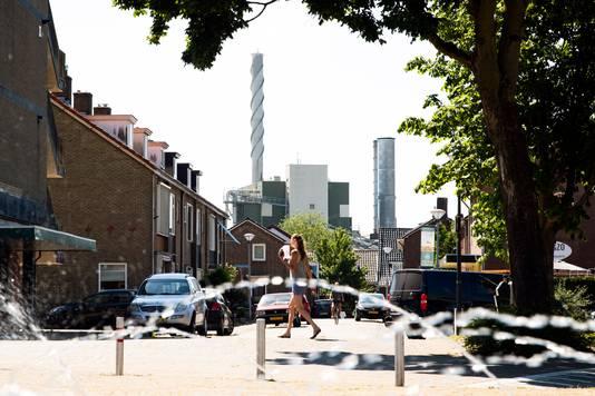 Straatbeeld in Renkum.