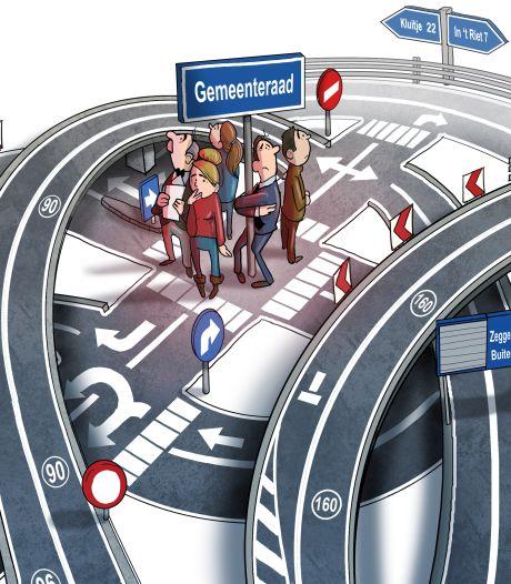 Gemeente zit in zóveel samenwerkingsverbanden dat niemand ze meer controleert: 'Ondemocratisch en ernstig'