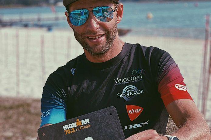 Bart Aernouts hoopt de huidige vorm te behouden tot de Ironman van Tulsa (VS) waar hij een gooi doet naar een ticket voor het WK in Hawaï.