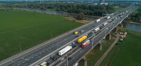 IJsselbruggen in A12 moeten mogelijk vervangen worden