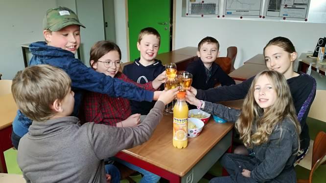 Nieuw verkozen leerlingenraad van start in Klim-Op