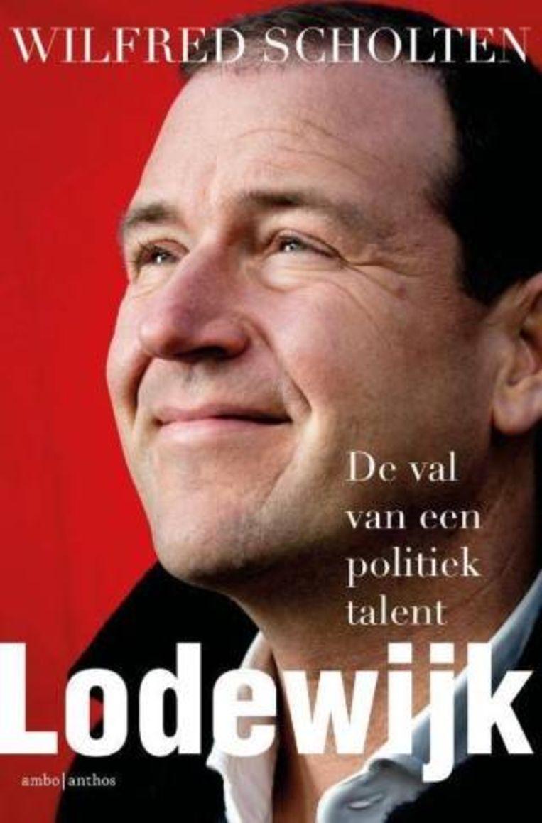 Lodewijk, de val van een politiek talent, het boek van Wilfred Scholten Beeld