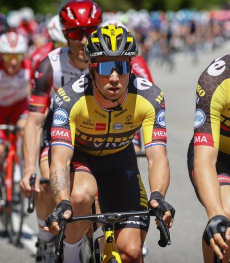 Jumbo-Visma rijdt onzichtbare Giro: 'Voorportaal van de toekomst'