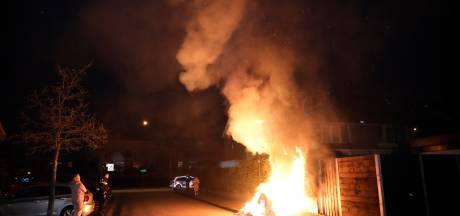 Drie Amersfoorters opgepakt voor verschillende brandstichtingen in Nieuwland