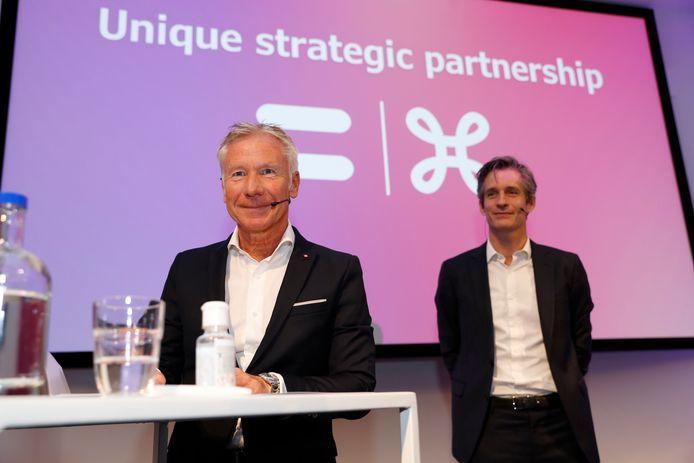 Marc Raisiere et Guillaume Boutin