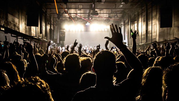 Publiek in Trouw, vorige maand. Beeld De Fotomeisjes