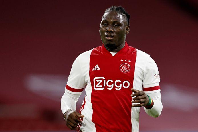 Archiefbeeld: Lassina Traoré in actie voor Ajax.