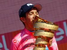 Girowinnaar Carapaz tekent voor drie jaar bij Team Ineos