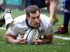 Rugbyer Tim Visser zet punt achter loopbaan