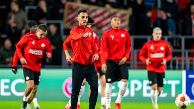 PSV was vooraf zelden zo de underdog tegen Ajax, maar wil zich niet ingraven