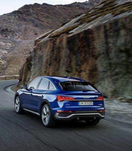 Audi volgt de trend met nóg een SUV-coupé: dit is de Q5 Sportback