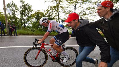 VIDEO. De negende aflevering van 'In het wiel van de Giro', over de pech van Campenaerts en de zege van Roglic