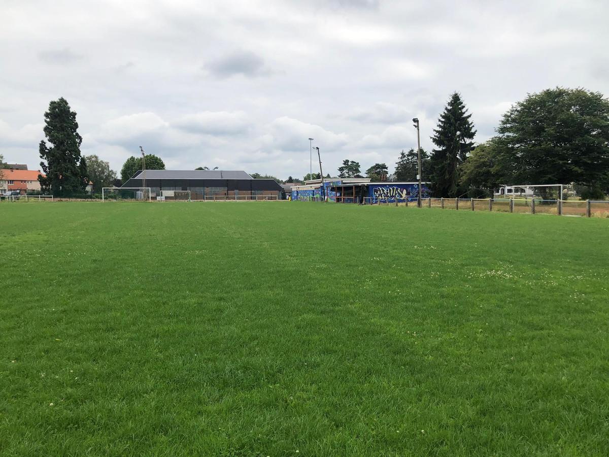 Le Stade Communal de Trazegnies fait des envieux