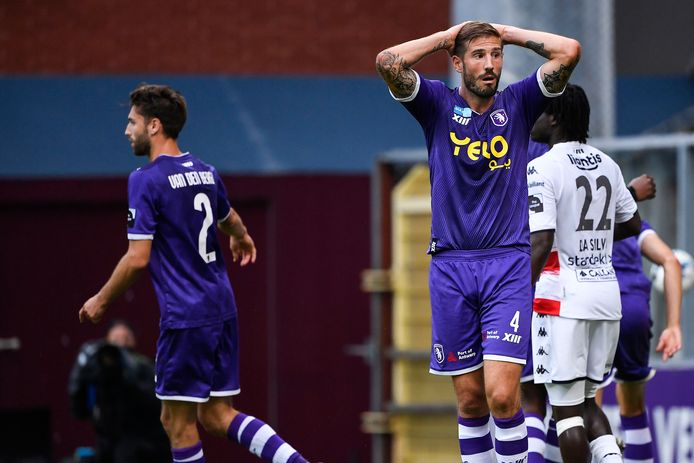 Frederic Frans en Beerschot beten hun tanden stuk op Cercle Brugge.