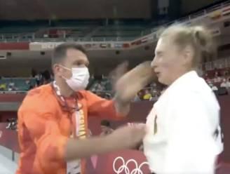 """Judocoach zorgt voor heisa nadat hij judoka enkele rake tikken verkoopt: """"Blijkbaar was het niet hard genoeg"""""""