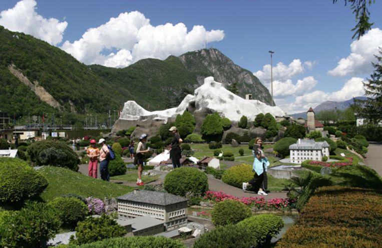 Swiss Miniature is een must voor kinderen. Beeld UNKNOWN