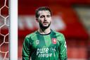 Joël Drommel wilde per se door de voordeur weg bij FC Twente.
