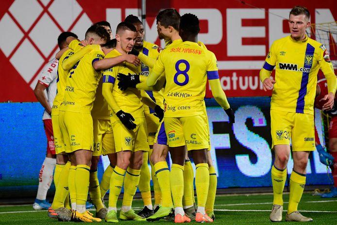 STVV durft nog te dromen van play-off 1.