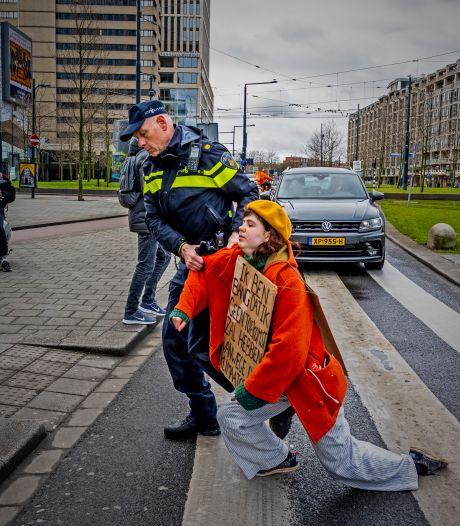 Krijgt Rotterdam kleinste klimaatprotest van het land? In kleinere steden veel meer mensen welkom