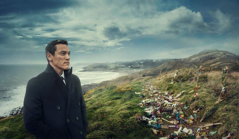 Luke Evans  als Steve Wilkins in 'The Pembrokeshire Murders'. Beeld Internet