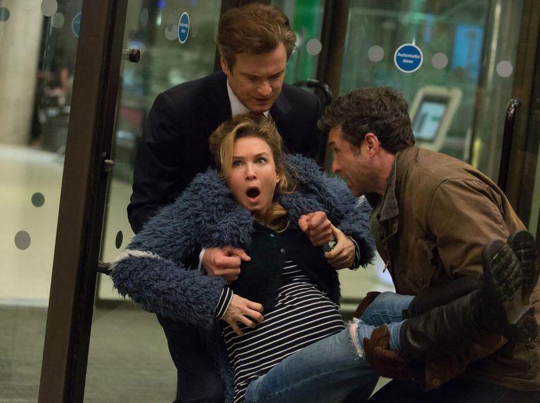 Film: Bridget Jones's Baby. 'Zo grappig, echt ongelooflijk. Het verhaal is dat zij zwanger wordt, maar niet weet van wie. De dialogen zijn hilarisch, maar gaan ook diep.' Beeld