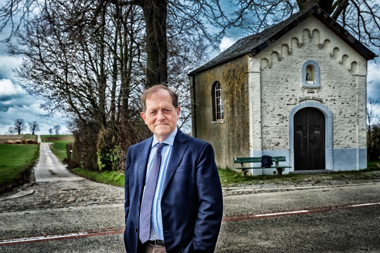Kerkjurist Rik Torfs (KU Leuven). Beeld Tim Dirven