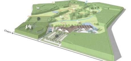 Weidebad Alphen-Chaam gaat plaatsmaken voor luxe thermenresort en recreatieve poort