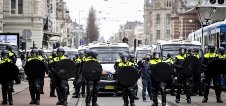 Politieoptredens Museumplein kostten 5,5 miljoen euro